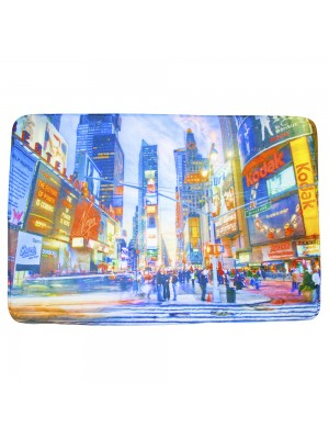 Tapete 40X60cm Times Square