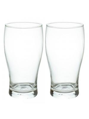 Jogo 2 Copos Vidro Cerveja 550ml