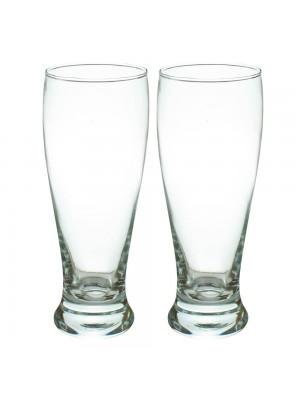 Jogo 2 Copos Vidro Cerveja 430ml