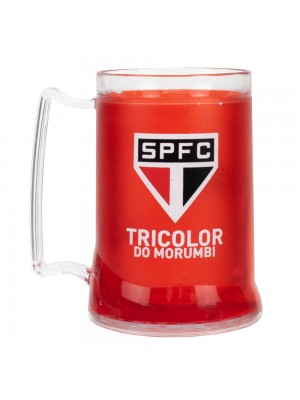 Caneca Gel Isolante Térmico 400ml - SPFC