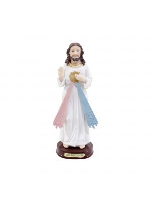 JESUS MISERICORDIOSO 22CM - ENFEITE RESINA