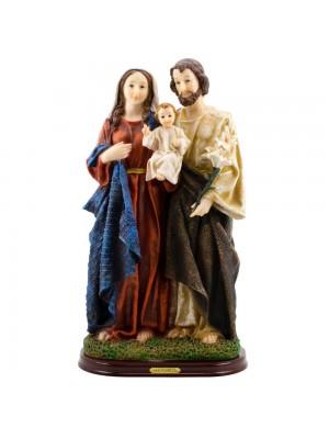 Sagrada Família 41cm Imagem Religiosa ALJB11916M