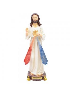 Jesus Misericordioso 31cm - Enfeite Resina