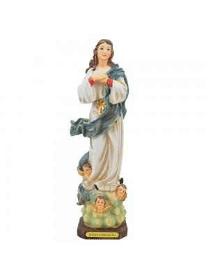 Nossa Senhora Da Conceição 29.5cm - Enfeite Resina
