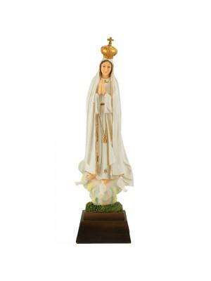 Nossa Senhora De Fátima 49.5cm Imagem Religiosa ALJB1705W20M