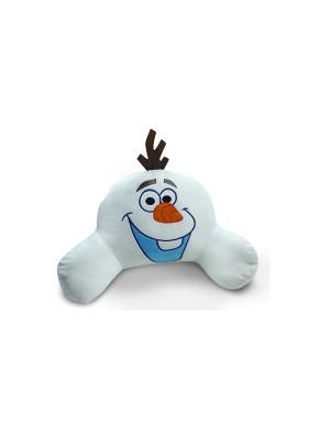 ALMOFADA ENCOSTO OLAF (FIBRA) (PEQUENA) FROZEN - DISNEY