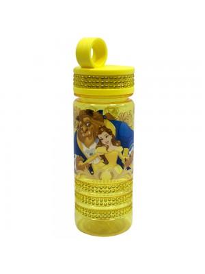 Garrafa Amarela A Bela E A Fera 500ml - Disney
