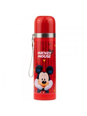 Garrafa Térmica Vermelha Mickey 500ml - Disney