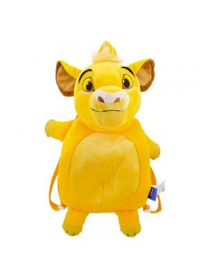 Mochila Infantil Simba Rei Leão 43x23cm - Disney