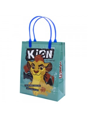 Sacola de Presentes Kion Guarda Do Leão 22x18x7.5cm - Disney