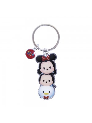 CHAVEIRO MICKEY MINNIE PATO DONALD TSUM TSUM - DISNEY