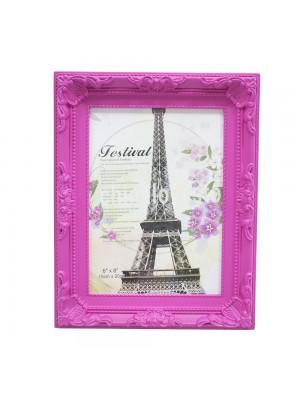 Porta Retrato Pink 1 Foto 15x20cm