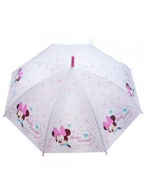 Guarda Chuva Infantil Minnie How Sweet - Disney