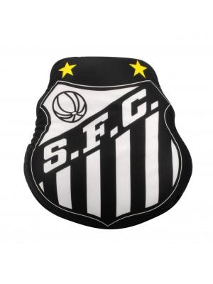 ALMOFADA EM FORMA DE BRASÃO (ISOPOR) - SANTOS