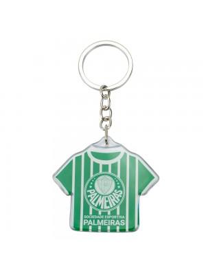 Chaveiro Camisa Futebol 5cm - Palmeiras