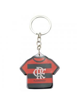 Chaveiro Camisa Futebol 5cm - Flamengo