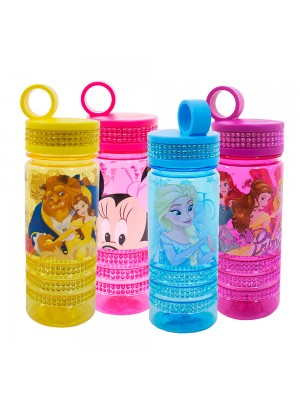 KIT 4 GARRAFAS ANEL 500ML - DISNEY