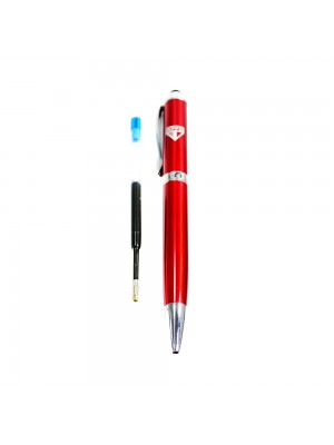 Caneta Roller Pen Metal Touch Screen Carga Extra - SPFC