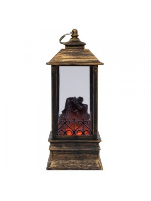 Luminária Lamparina Fogueira 20cm