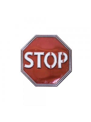 ADESIVO DECORATIVO SINAL DE PARE (STOP) - ADESIVO