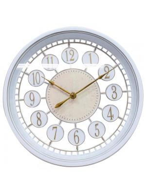 Relógio Parede Branco 30x30cm
