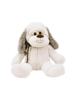 Cachorro Orelhudo Sentado 34cm - Pelúcia
