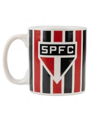 Caneca Porcelana 300ml - SPFC