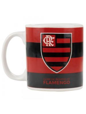 Caneca Porcelana 300ml - Flamengo