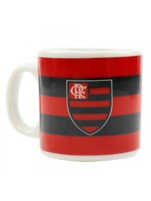 Caneca Porcelana 120ml - Flamengo