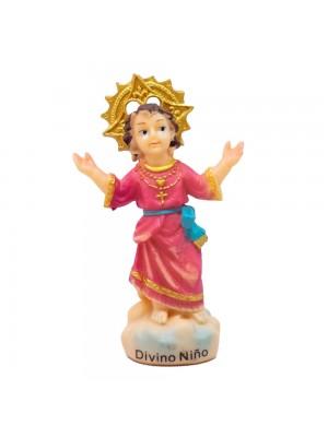 Divino Menino Jesus 8cm - Enfeite Plástico