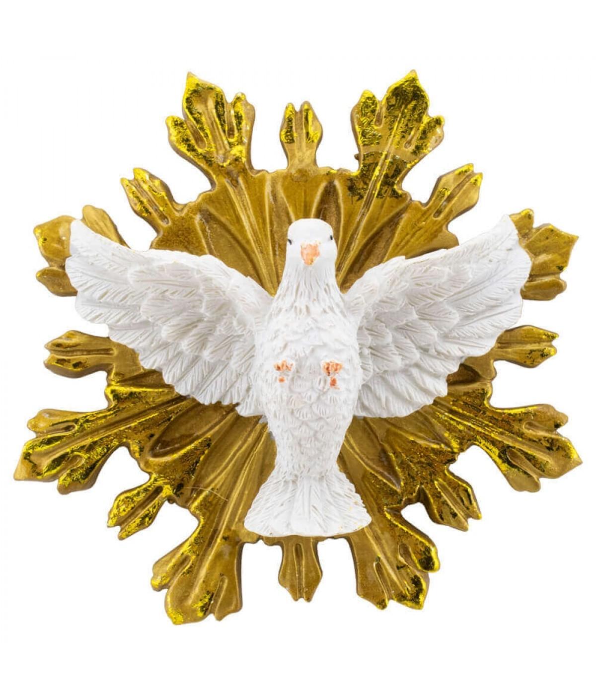 Espírito Santo 8.5cm - Enfeite Resina