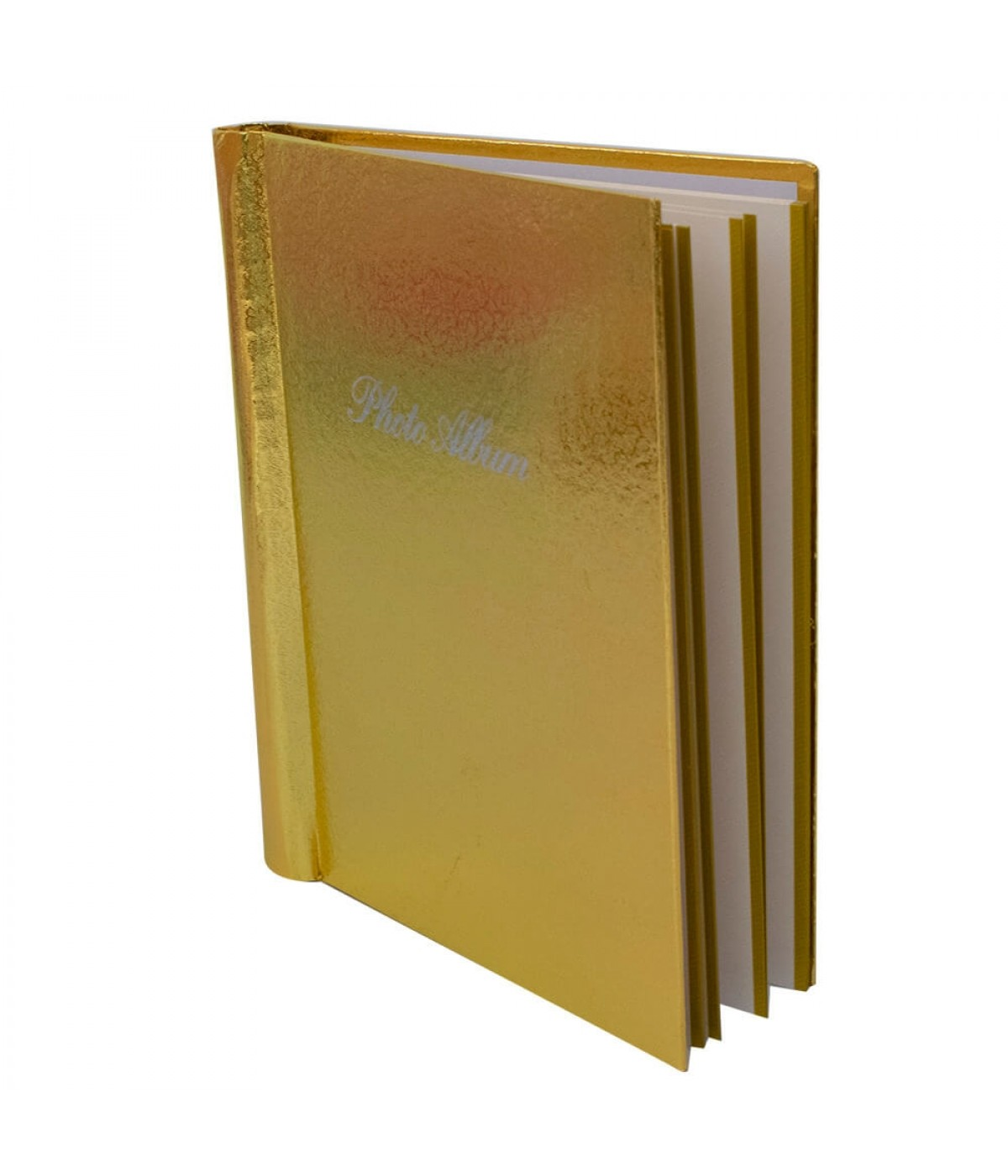 Álbum Dourado 20 Fotos Tamanhos Variados