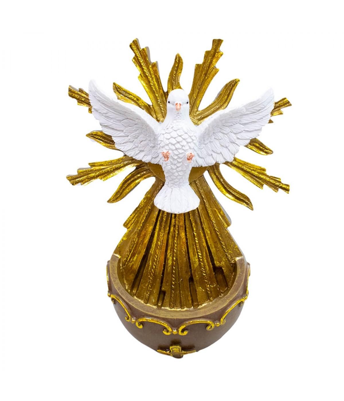 Espírito Santo 20cm - Enfeite Resina