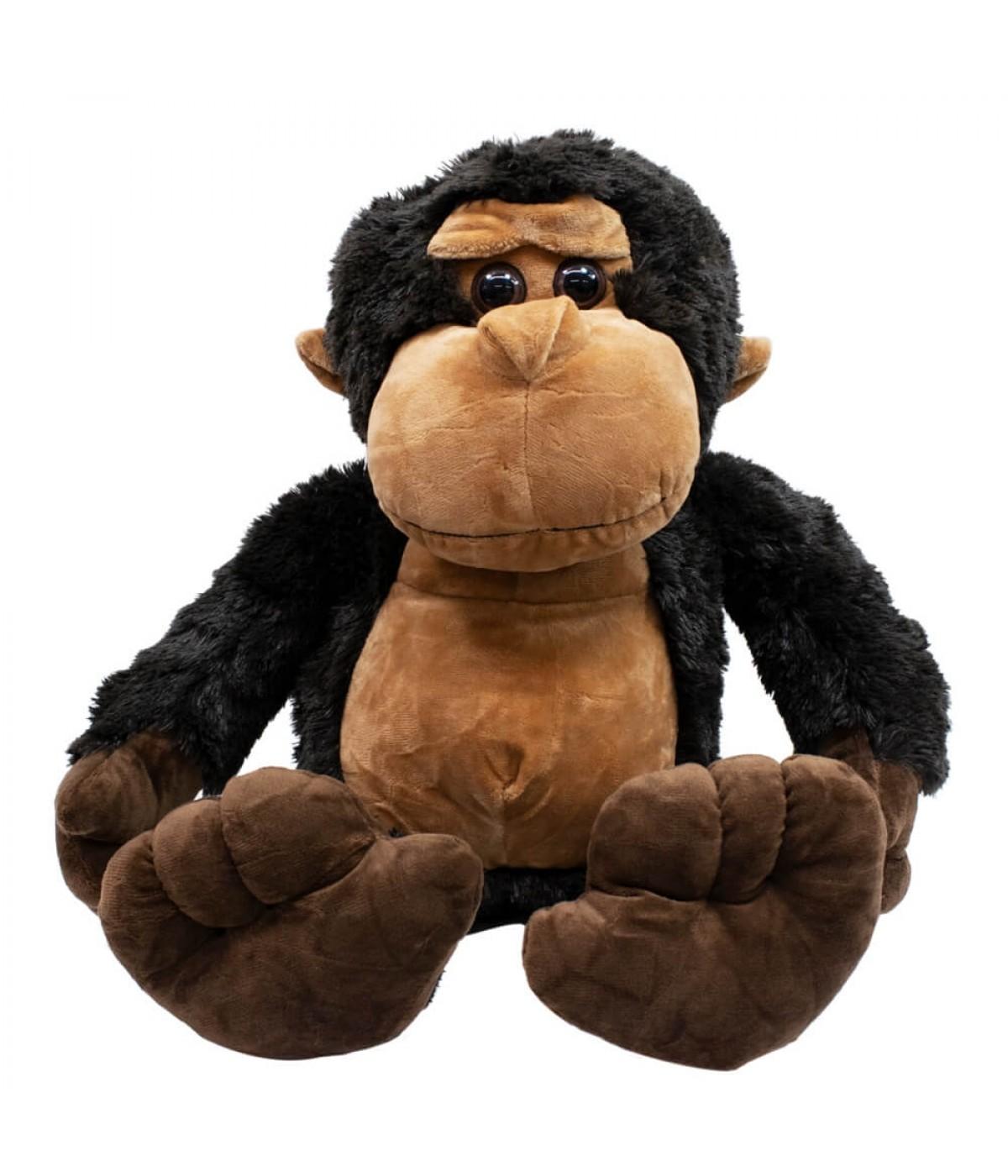Macaco Marrom 37cm - Pelúcia