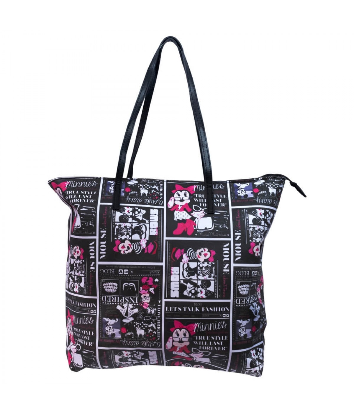 Bolsa Minnie 33x41cm - Disney
