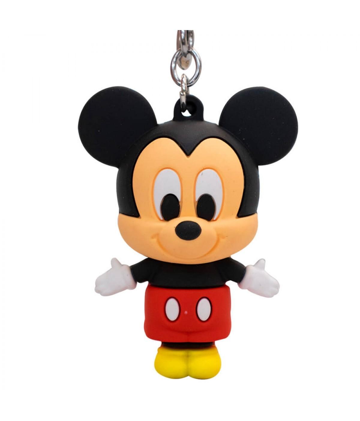 Chaveiro Formato Mickey Mouse 6cm - Disney