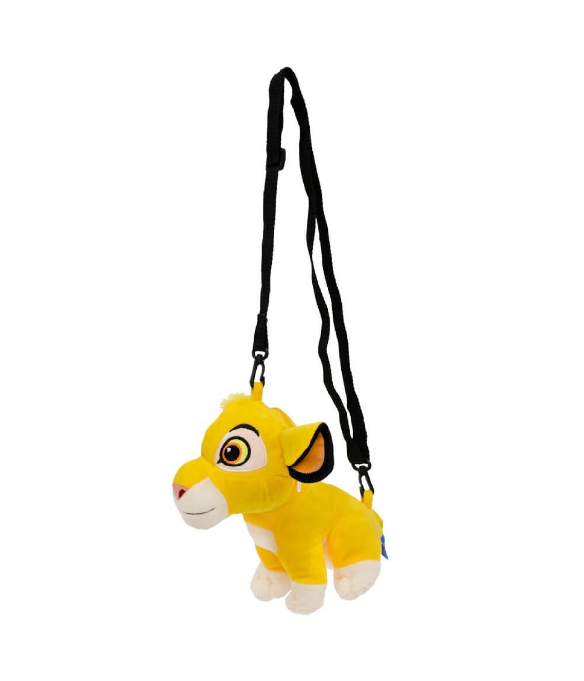 Bolsa Pelúcia Rei Leão 21cm - Disney