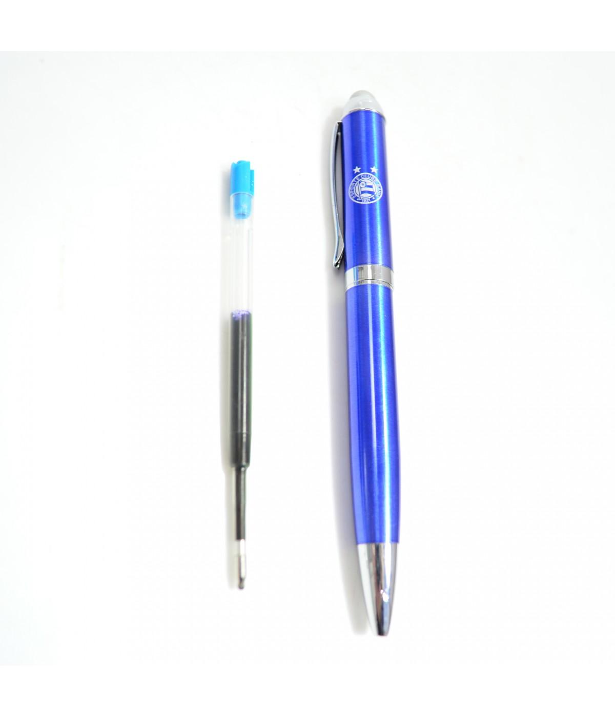 Caneta Roller Pen Metal Touch Screen Carga Extra - Bahia