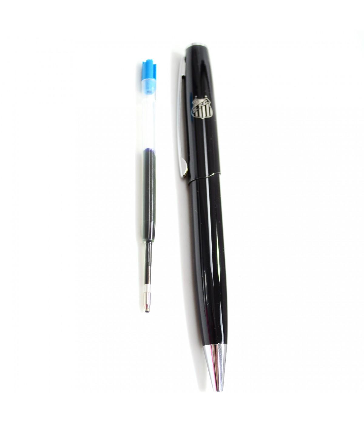 e71b44efeb Caneta Roller Pen Metal Touch Screen Carga Extra - Santos ...
