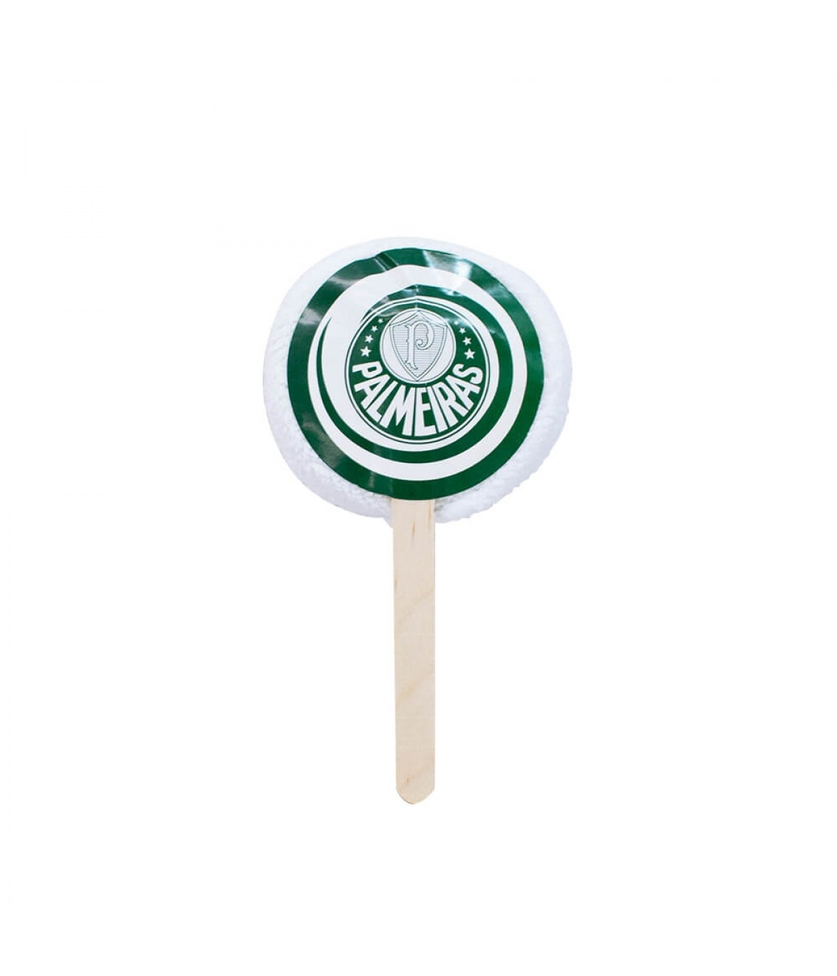 Pirulito Toalha 13,5cm - Palmeiras