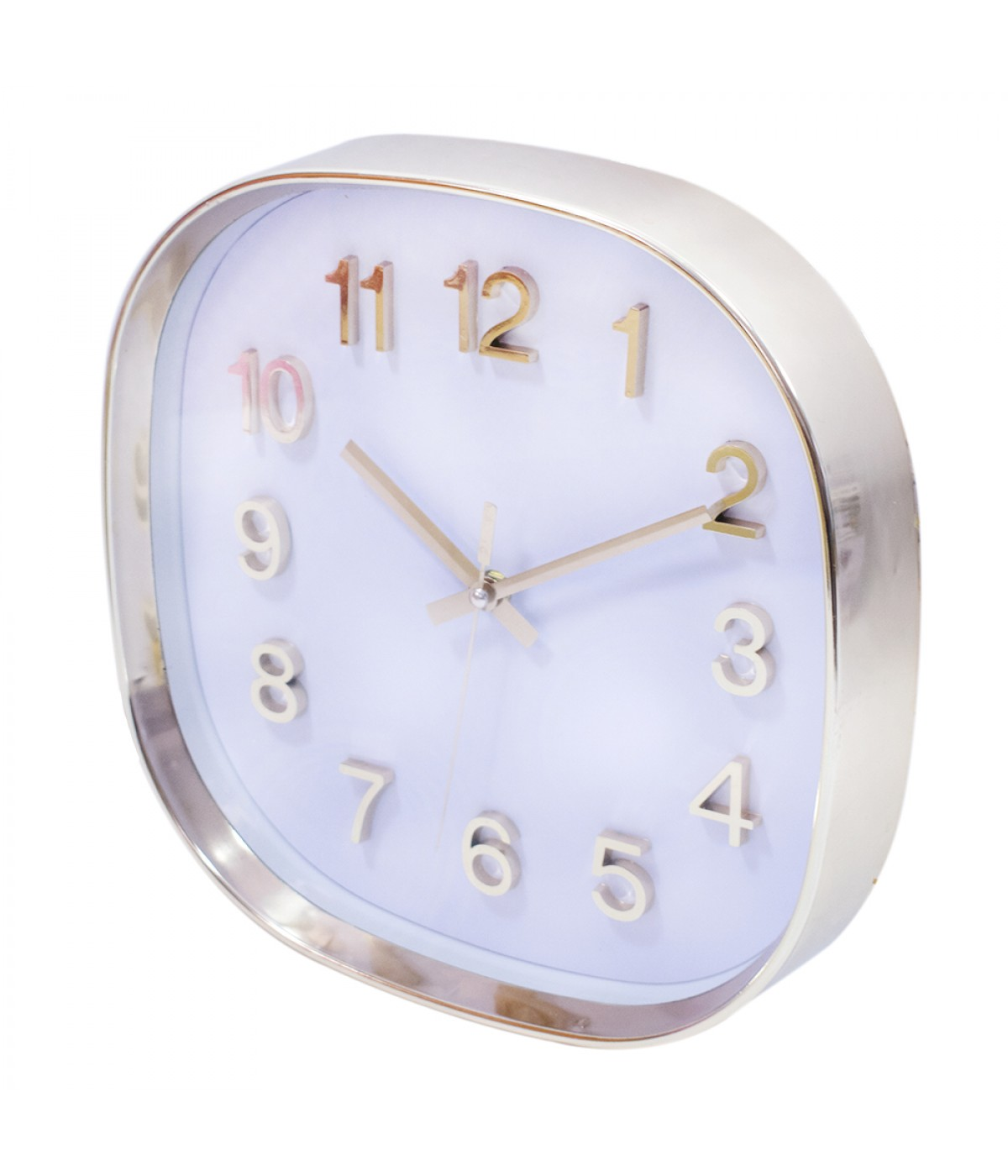 f40cbcfa393 Relógio Parede Bronze 30x30cm