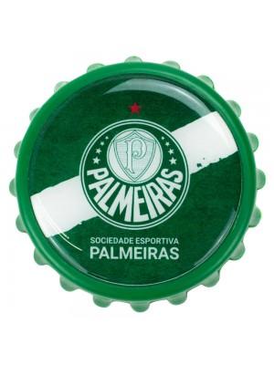 Abridor De Garrafas Tampa 8x8cm - Palmeiras