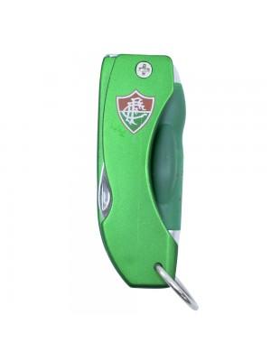 Canivete multiuso 4 funções de plástico - Fluminense