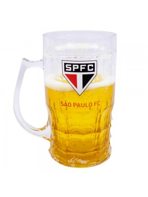 Caneca Cerveja 600ml - SPFC