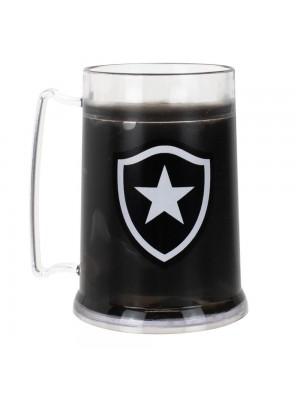 Caneca Gel Isolante Térmico 300ml - Botafogo