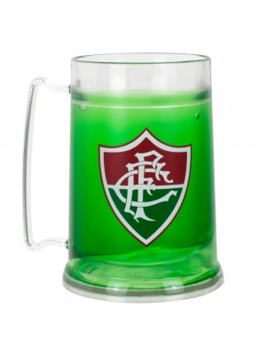 Caneca Gel Isolante Térmico 300ml - Fluminense