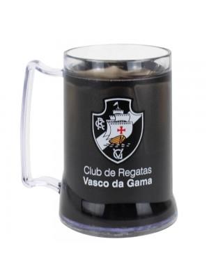 Caneca Gel Isolante Térmico 400ml - Vasco