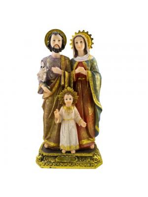 Sagrada Família 41cm - Enfeite Resina