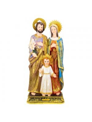 Sagrada Família 70cm - Enfeite Resina