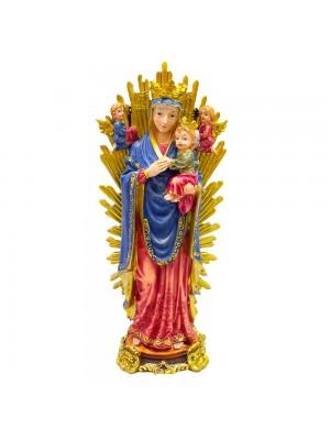 Nossa Senhora Do Perpétuo Socorro 29cm - Enfeite Resina